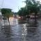Lluvia de 40 mm ocasiona sólo encharcamientos en Los Mochis