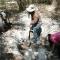Tres cuerpos localizaron hoy las rastreadoras en dos fosas clandestinas en Los Mochis