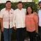 Lic. Rosa López, diputada electa realizó una visita de cortesía al alcalde electo