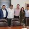 Se reúne Quirino Ordaz con representantes de la ADECEM
