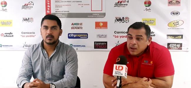Juan Pineda competirá en Dominicana