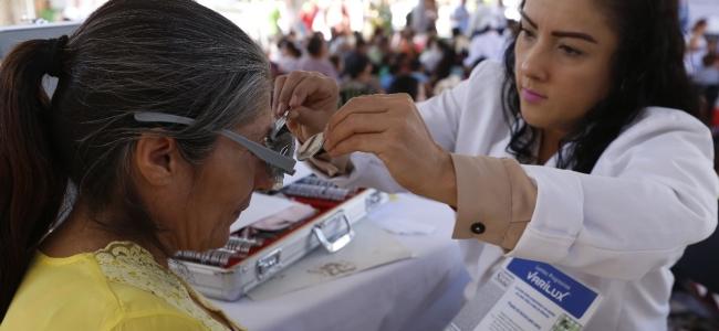 Emprende DIF Sinaloa Jornadas de Servicios de atención a adultos mayores