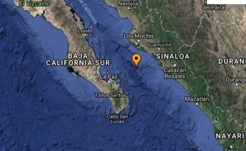 """""""Enjambre Sísmico"""" provoca 11 temblores en Los Mochis"""
