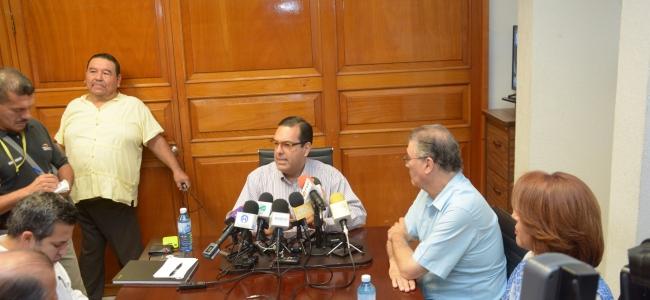 Anuncian Plan de Transformación Social para el puerto de Topolobampo.