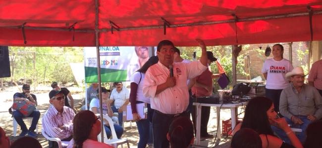 """""""Pachón"""" Irazoqui sigue sumando preferencias en el IV Distrito local"""