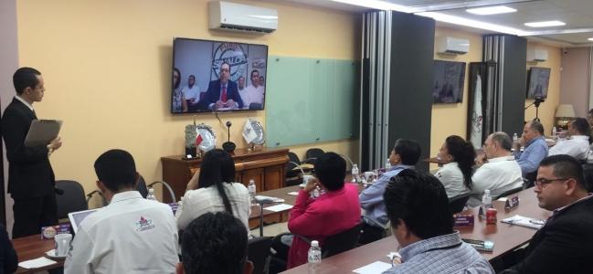 Sinaloa, referente nacional para la Congregación Mariana Trinitaria