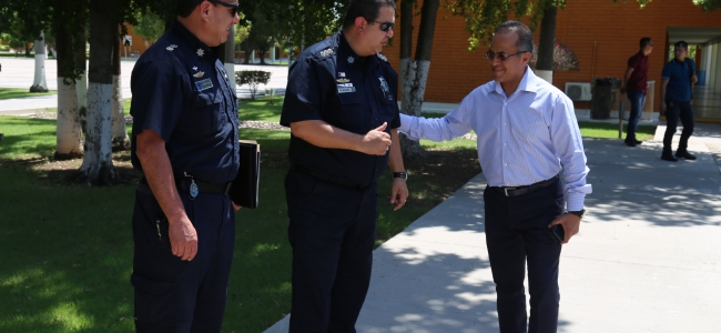 Se reúne Secretario de Seguridad Pública del Estado con los 18 Directores Municipales de Seguridad de Sinaloa