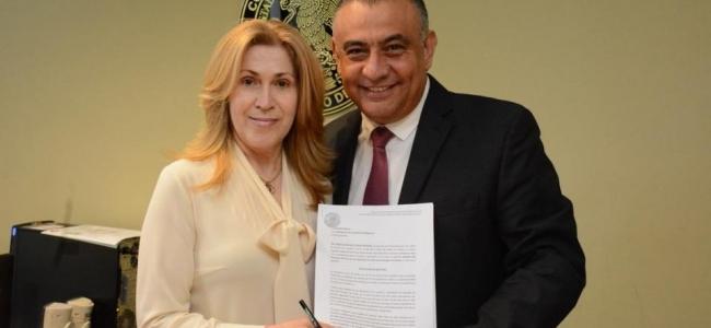 Presenta el Diputado Marcos Osuna, iniciativa de Ley de Seguridad Privada del Estado de Sinaloa.