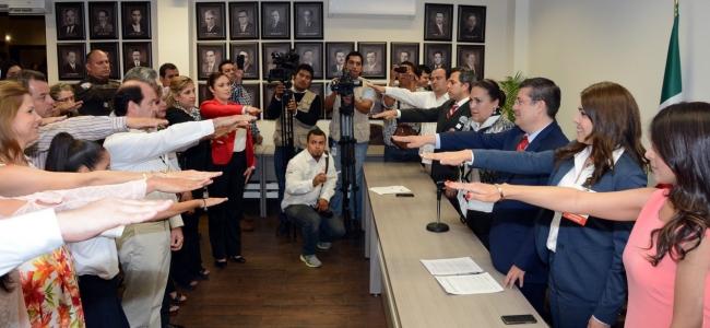 Instala el Alcalde Álvaro Ruelas el Sistema de Protección de Niñas, Niños y Adolescentes de Ahome.