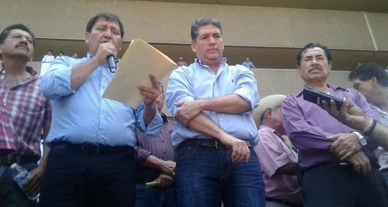 Exigimos todos los días a Sagarpa  el  pago a productores, dice Haberman