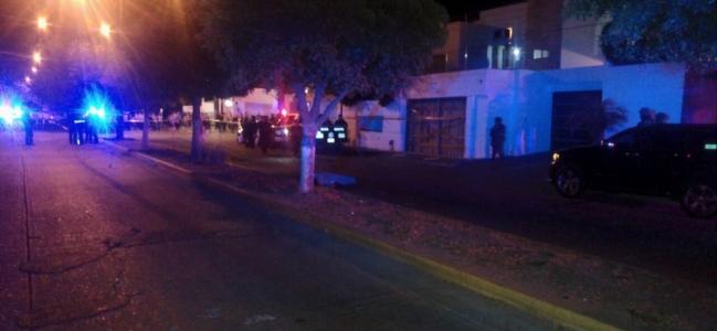 """Asesinan a policía; custodiaba casa asegurada a los """"Antrax"""""""