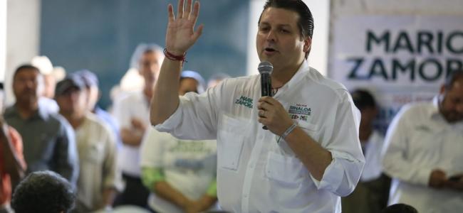 Mucha gente está harta de los políticos: Mario Zamora