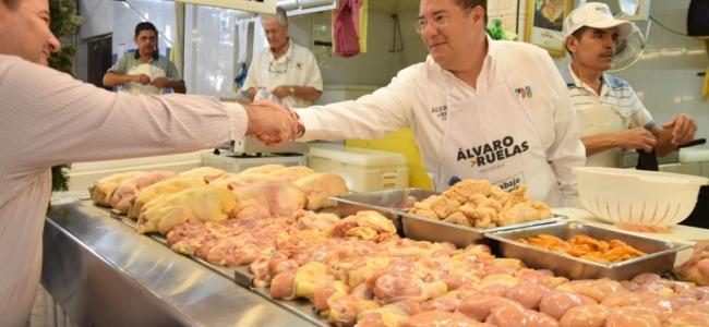 Todos los mercados de Ahome serán rehabilitados: ARE