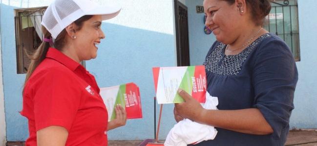 Cada iniciativa de ley que proponga vendrá respaldada por la sociedad civil: Fernanda Rivera