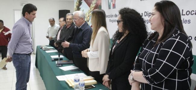 Abre PRI registro de aspirantes a delegados territoriales para elección de candidaturas a diputados y presidencias municipales