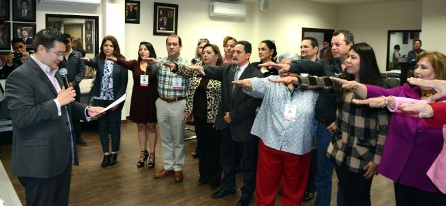 Instala Álvaro Ruelas Consejo Consultivo del IMMUJERES y Consejo de Seguridad Pública de Ahome.