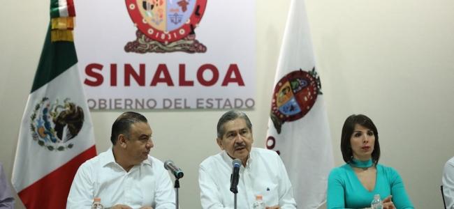 Nombran coordinador de la mesa de dialogo político en Sinaloa a Marcos Osuna.
