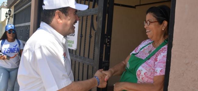 Como legislador federal, Zenén Xóchihua buscará modificar Ley de Desarrollo Urbano.