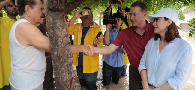 Solicita Quirino Declaratoria de Emergencia para el norte del estado