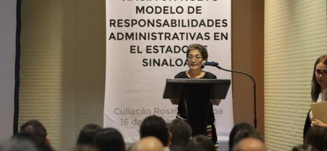 Sinaloa reafirma su compromiso en el combate a la corrupción haciendo un llamado a todas las expresiones ciudadanas