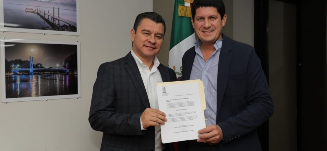 Rinde protesta José Antonio Quintero como secretario técnico de SEDESU