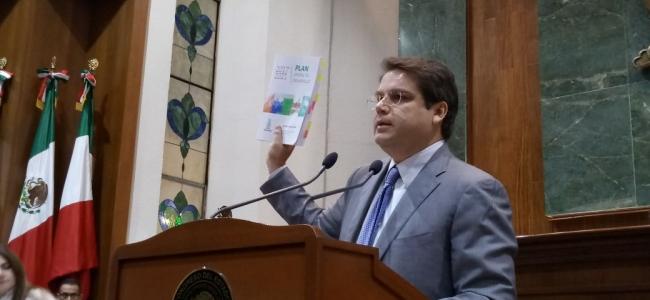 """Tristes las metas en seguridad por parte del Gobernador: Roberto """"El Güero"""" Cruz"""