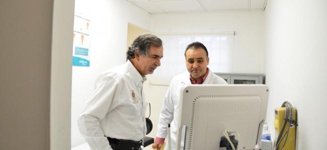 Quirino ordena agilizar el rescate de los Centros de Salud