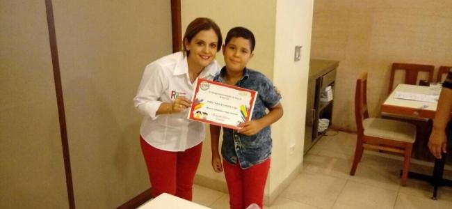 La Educación es la base del desarrollo de toda sociedad: Fernanda Rivera