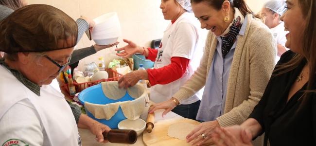 Entrega DIF Sinaloa equipamiento a proyectos productivos comunitarios